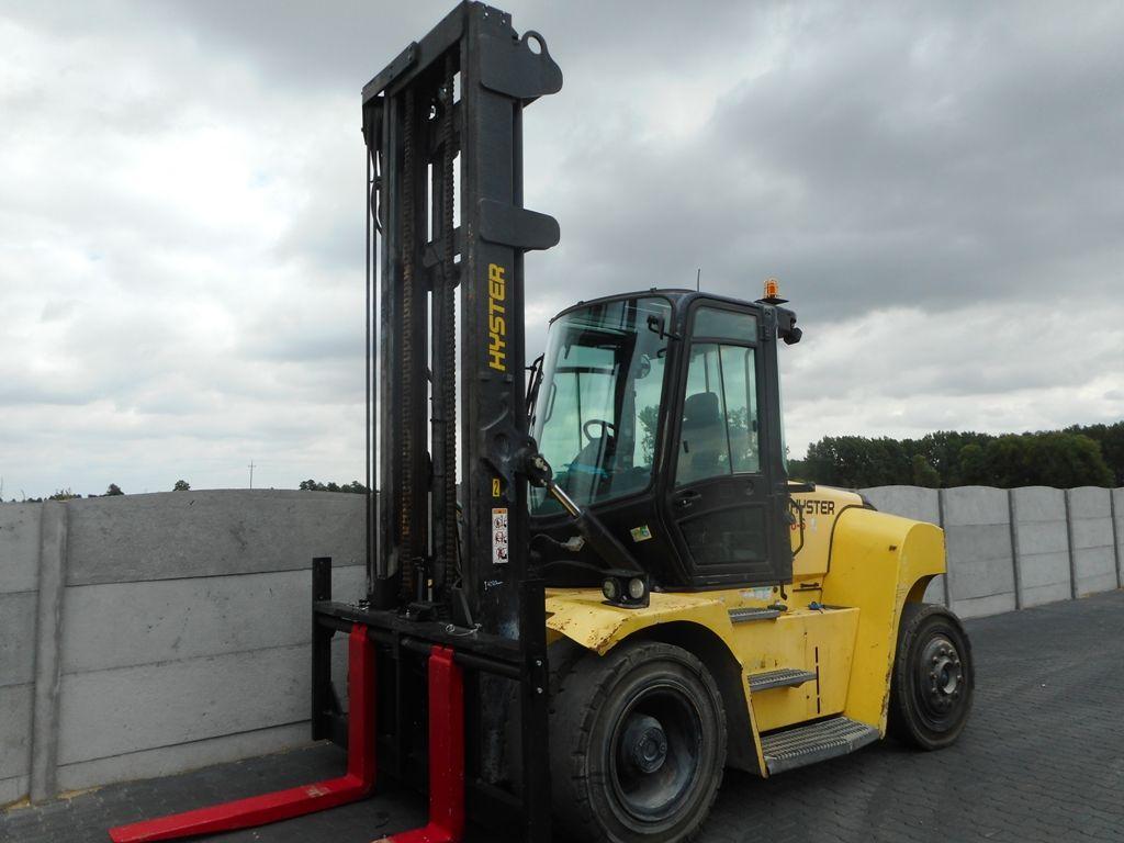 Hyster H8XM-6 Diesel Forklift www.superlift-forklift.com