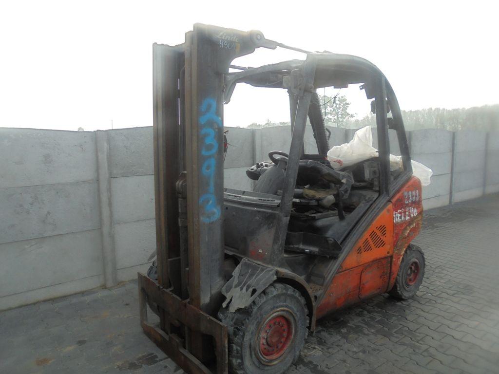 Linde H30D-02 Diesel Forklift www.superlift-forklift.com