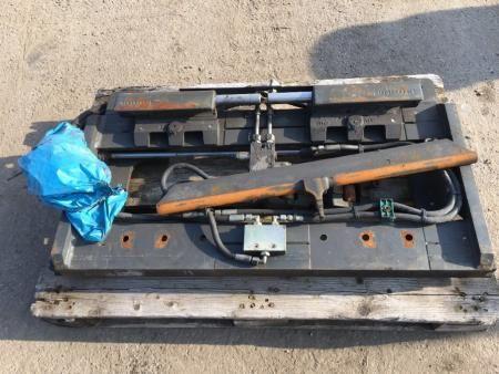 Kaup 1.5T466 Fork positioners www.superlift-forklift.com