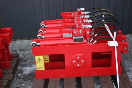 *Sonstige New Rotator 2A 180° Rotators, 360° www.superlift-forklift.com