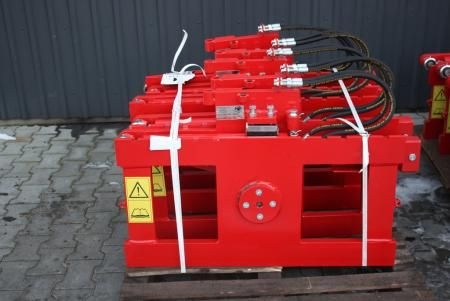 *Sonstige New Rotator 3A 180° Rotators, 360° www.superlift-forklift.com