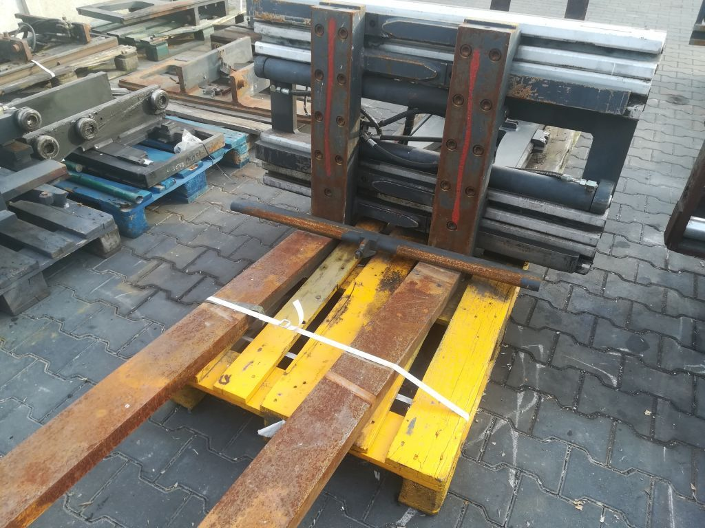 *Sonstige SHB P3-KLGS 3.8 Fork clamps www.superlift-forklift.com