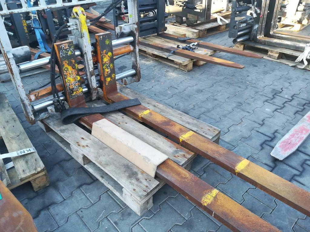Durwen WZV25 Fork positioners www.superlift-forklift.com