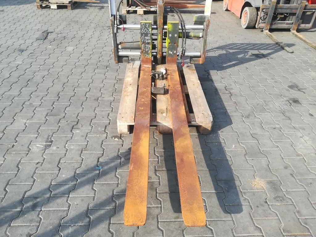 Durwen WZV25G Fork positioners www.superlift-forklift.com