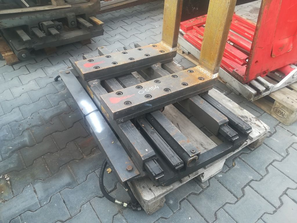 Kaup 2,5T411AH Fork clamps www.superlift-forklift.com