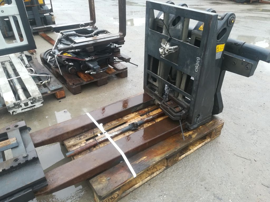 Kaup Pantograph Kaup 2T140SV Push Pull www.superlift-forklift.com