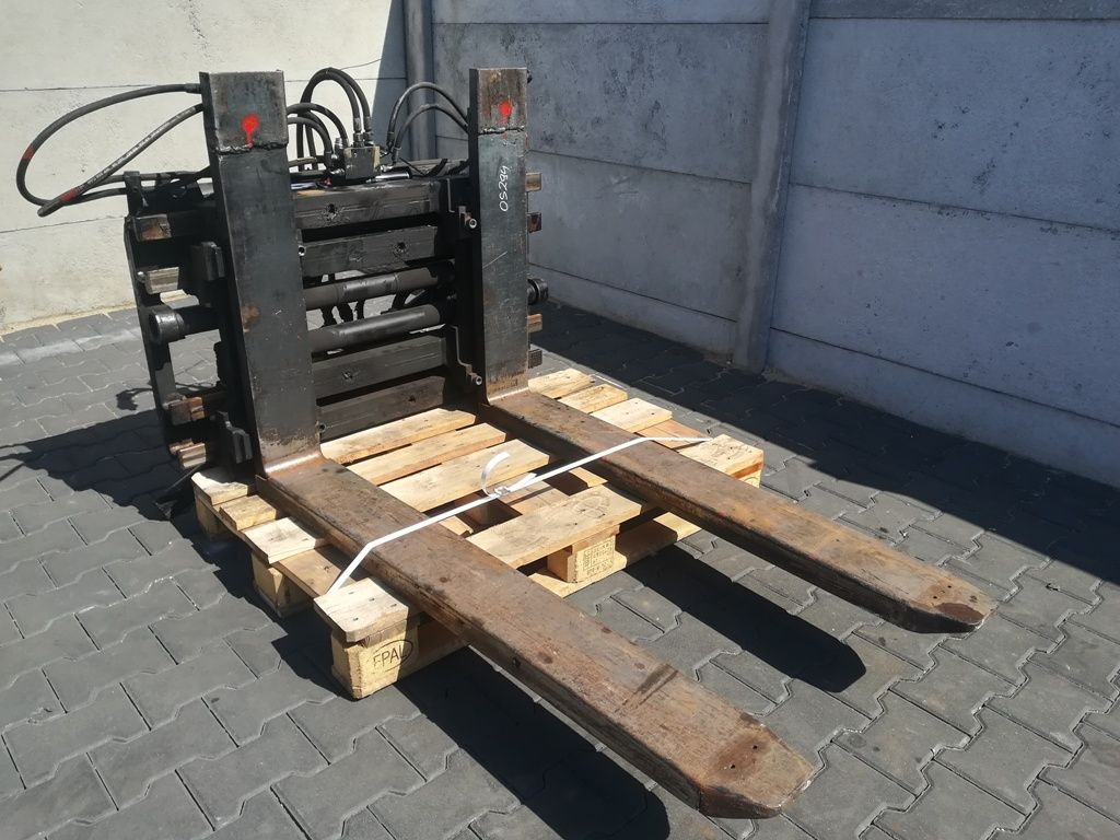 Kaup 3,5T180T.1 Hydraulic Telescopic Fork Arms www.superlift-forklift.com