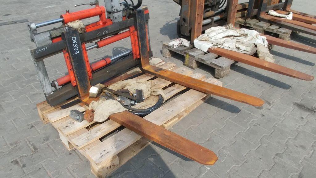 Durwen SZV 25S Fork positioners www.superlift-forklift.com