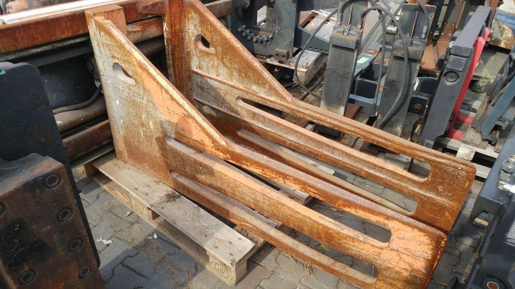 *Sonstige  Bale clamps www.superlift-forklift.com