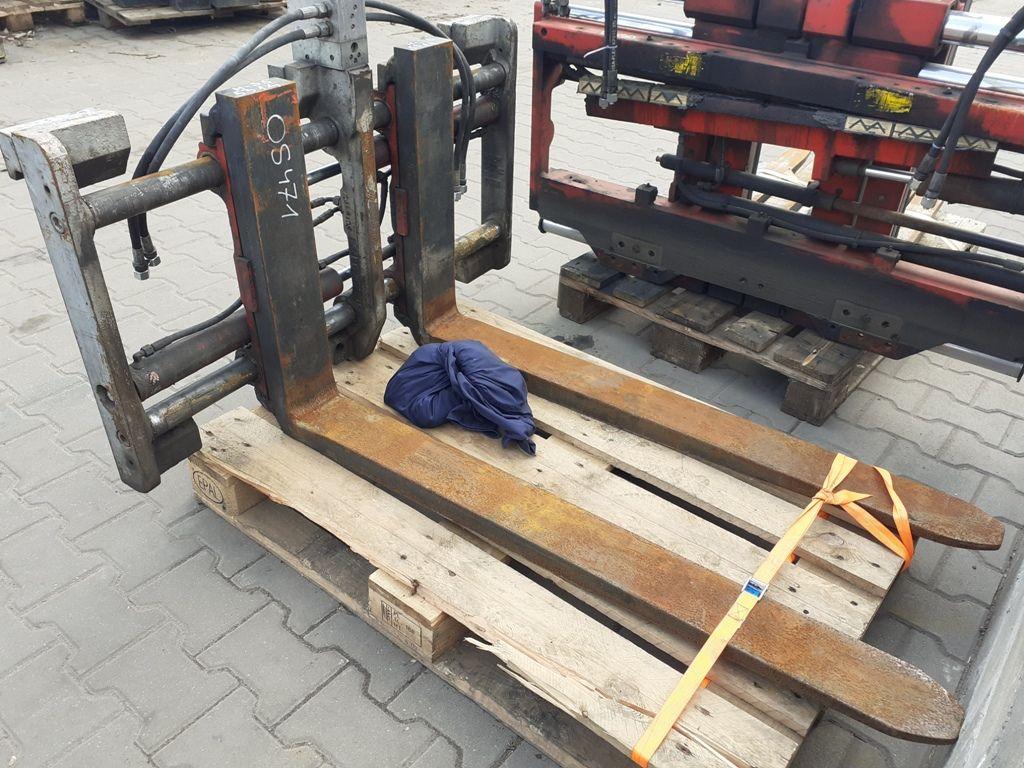 Durwen WZV30 Fork positioners www.superlift-forklift.com