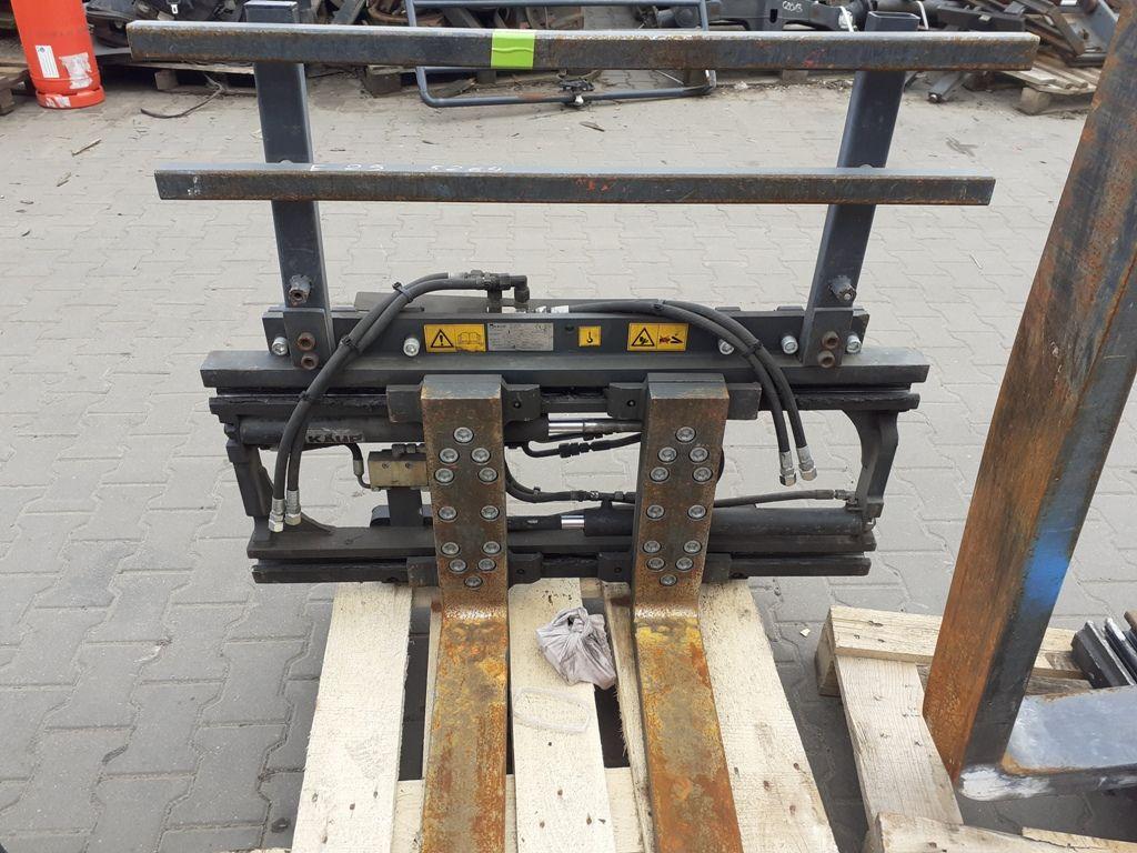 Kaup 2T466BZA Fork positioners www.superlift-forklift.com