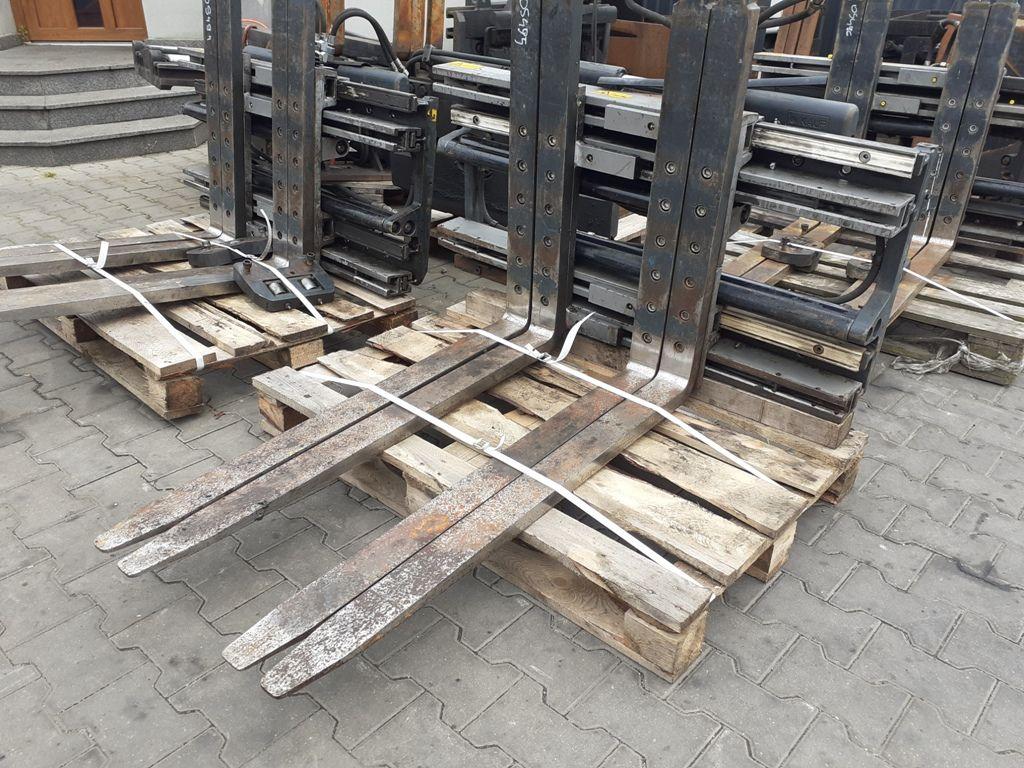 Kaup 2T429 Multi-pallet handler www.superlift-forklift.com