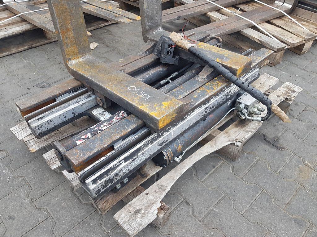Meyer 5-0102K-EU Fork clamps www.superlift-forklift.com
