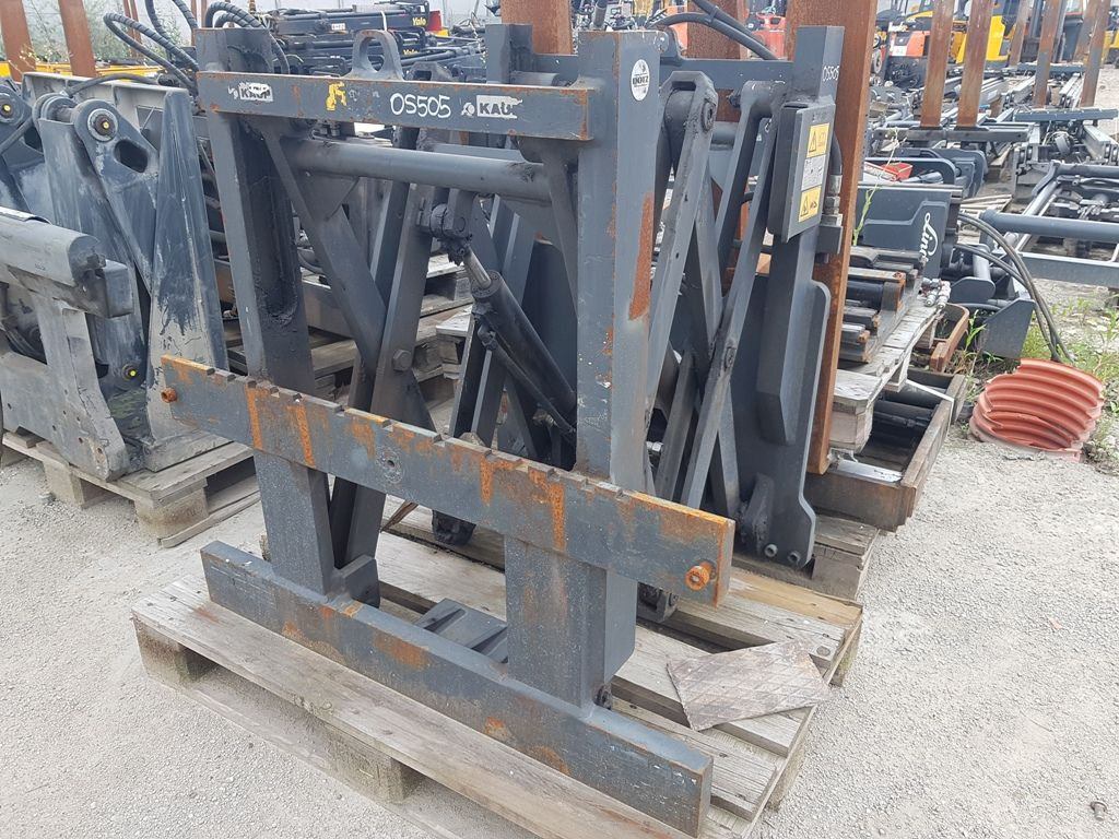 Kaup 2T419.1 Push-out forks www.superlift-forklift.com