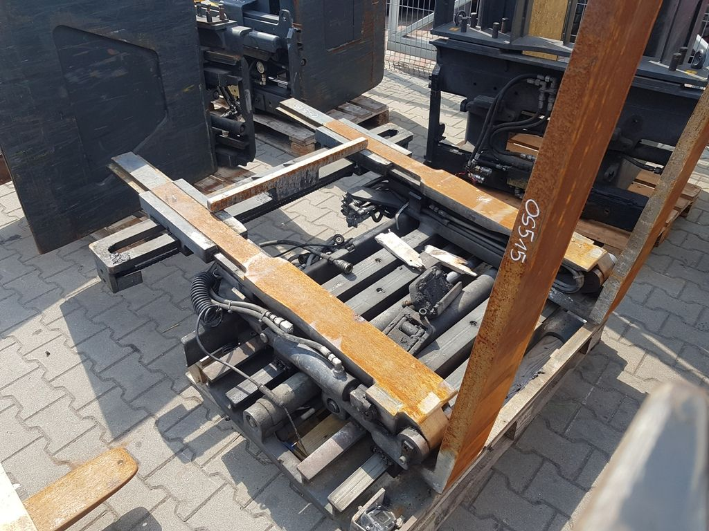 Kaup 3T412SF Brick and block clamps www.superlift-forklift.com