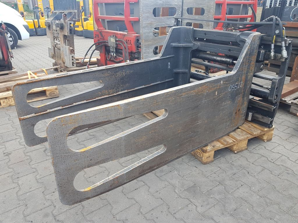 Kaup 4T403 Bale clamps www.superlift-forklift.com