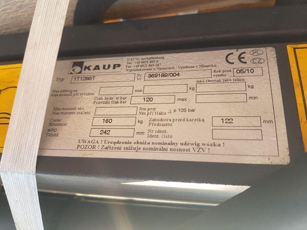 Kaup 1T129ST Load stabilizers www.superlift-forklift.com