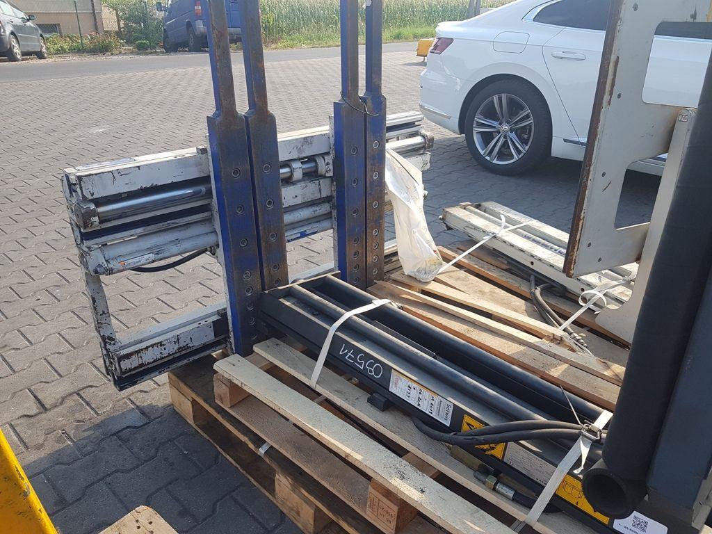 Cascade 25G-FDS-A501R8 Multi-pallet handler 2/1 profile type www.superlift-forklift.com