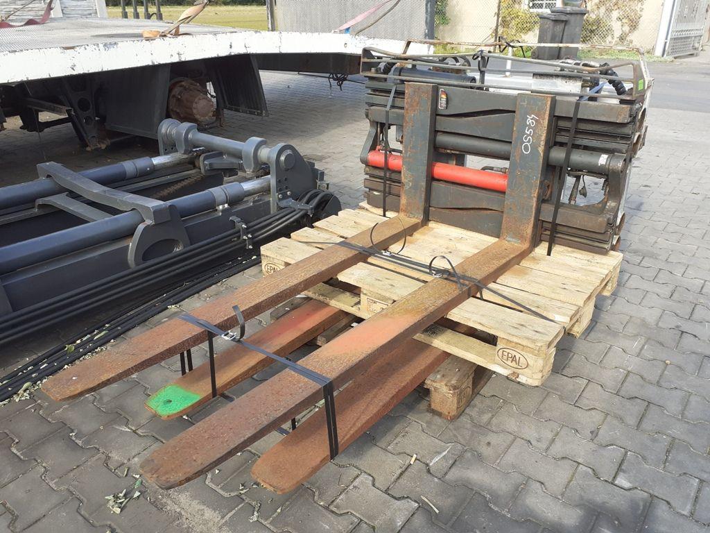 Durwen PGK25-S Fork positioners www.superlift-forklift.com