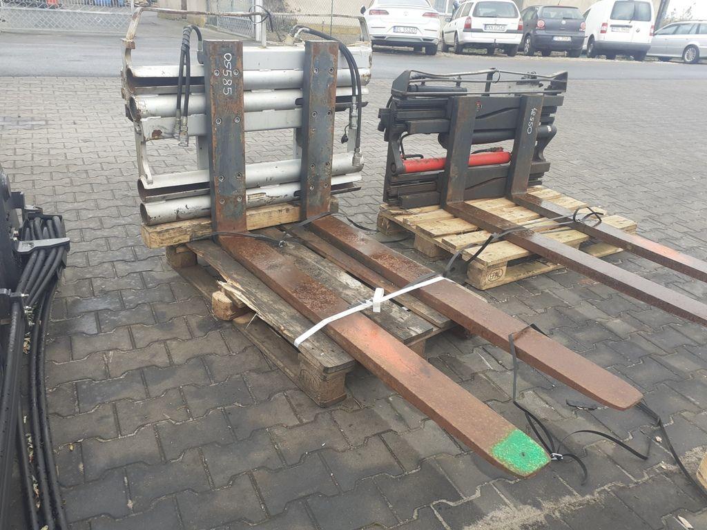 Durwen UZV25C Fork positioners www.superlift-forklift.com