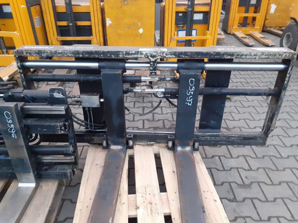 Auramo SF35R160 Fork positioners www.superlift-forklift.com