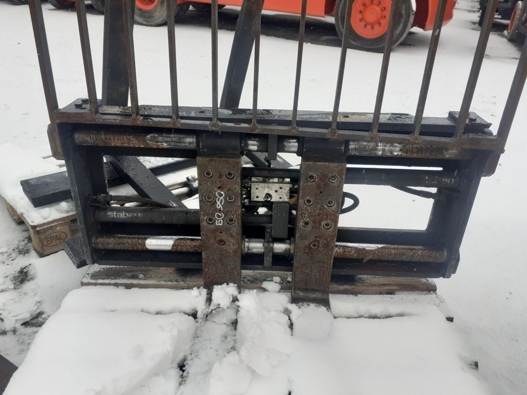 Stabau S11-ZV 20-SV-01 Fork positioners www.superlift-forklift.com