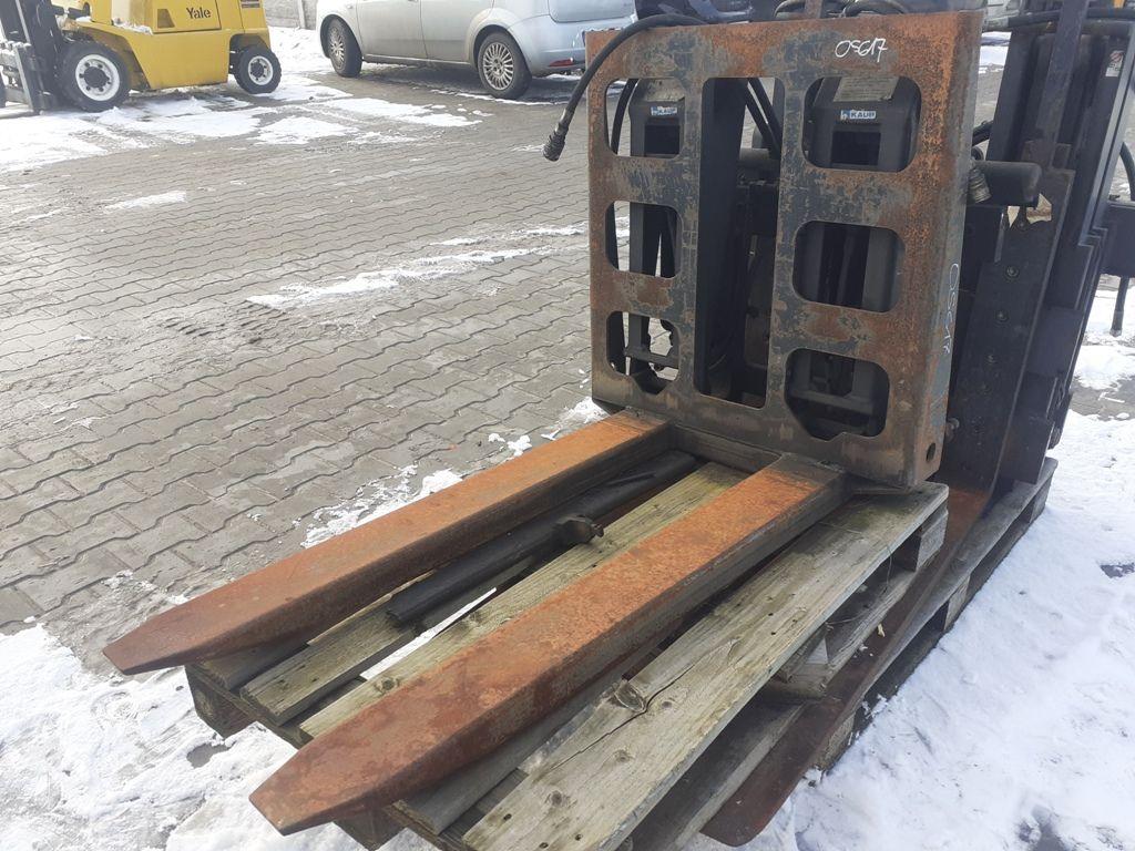 Kaup 2T140 Push-out forks www.superlift-forklift.com