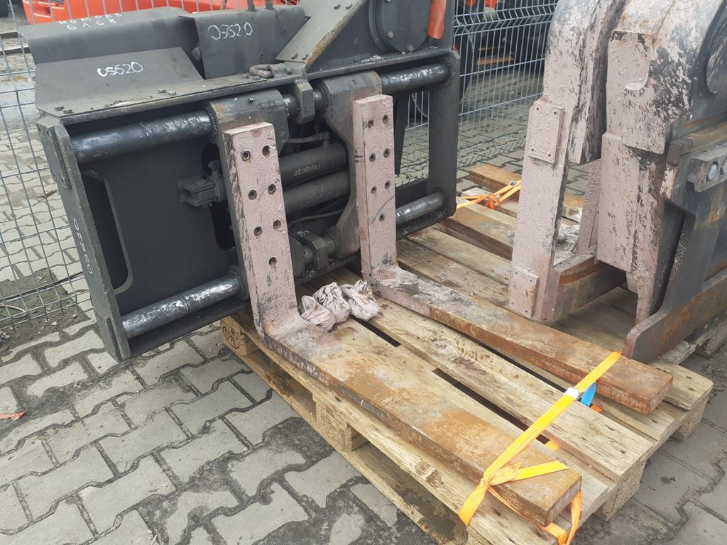 Stabau S23 - SKV 25 Accessories www.superlift-forklift.com