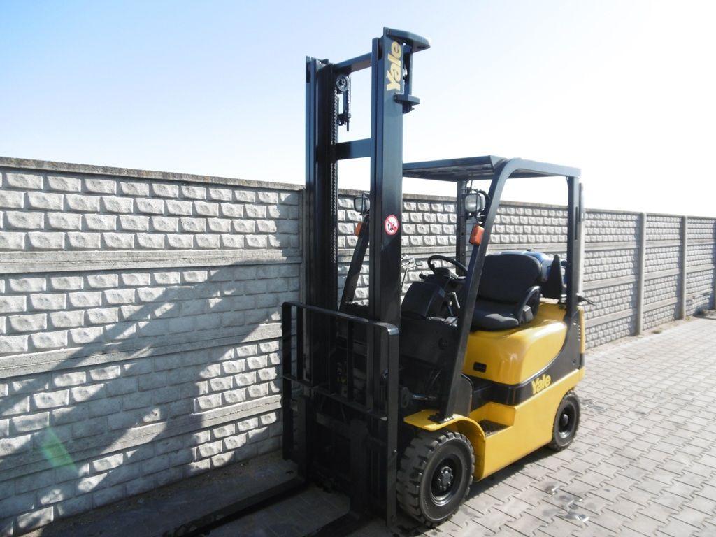 Yale GLP15AK LPG Forklifts www.superlift-forklift.com