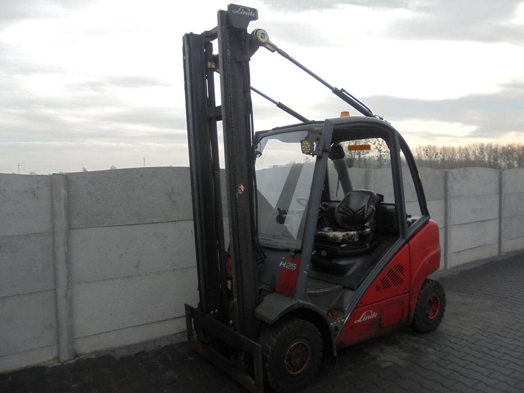 Linde H25D-01 Diesel Forklift www.superlift-forklift.com