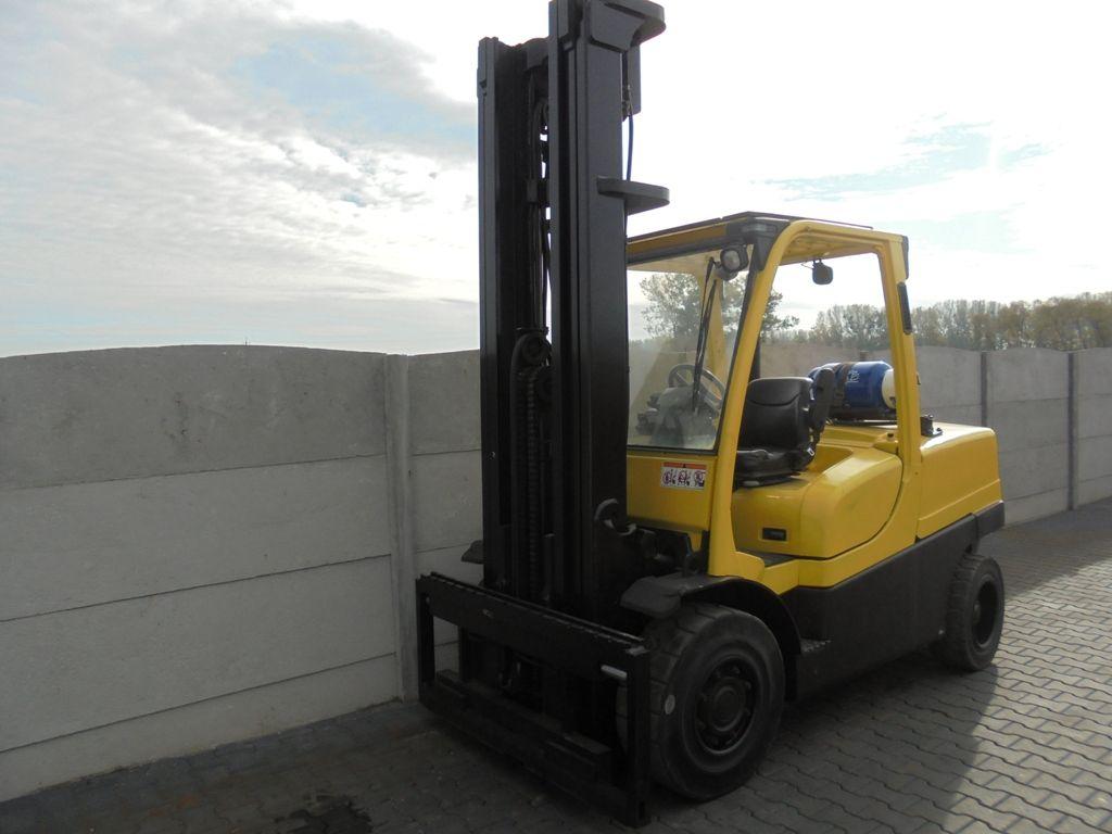 Hyster H5.0FT LPG Forklifts www.superlift-forklift.com