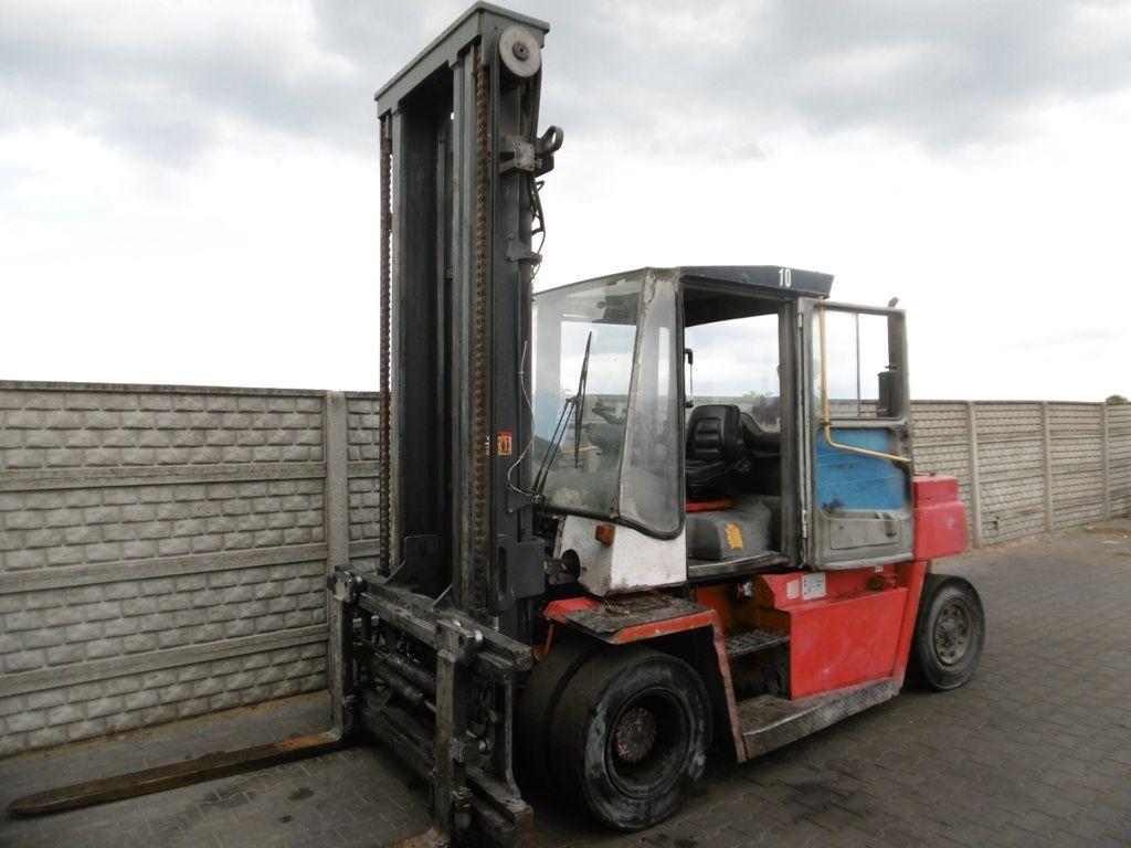 Kalmar DCD75-6 Diesel Forklift www.superlift-forklift.com