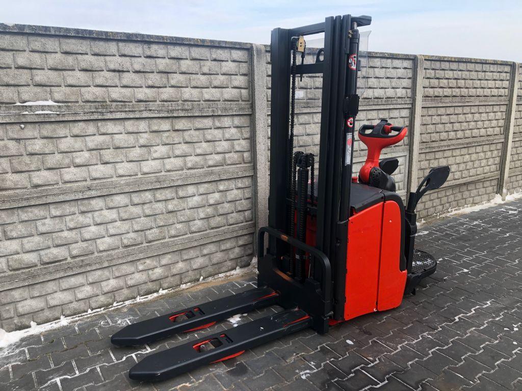 Linde L14AP Electric Pallet Truck www.superlift-forklift.com