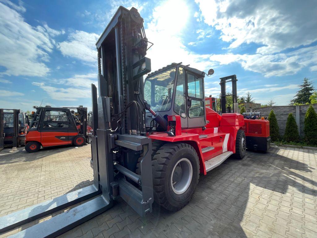 Kalmar DCE160-12 Diesel Forklift www.superlift-forklift.com
