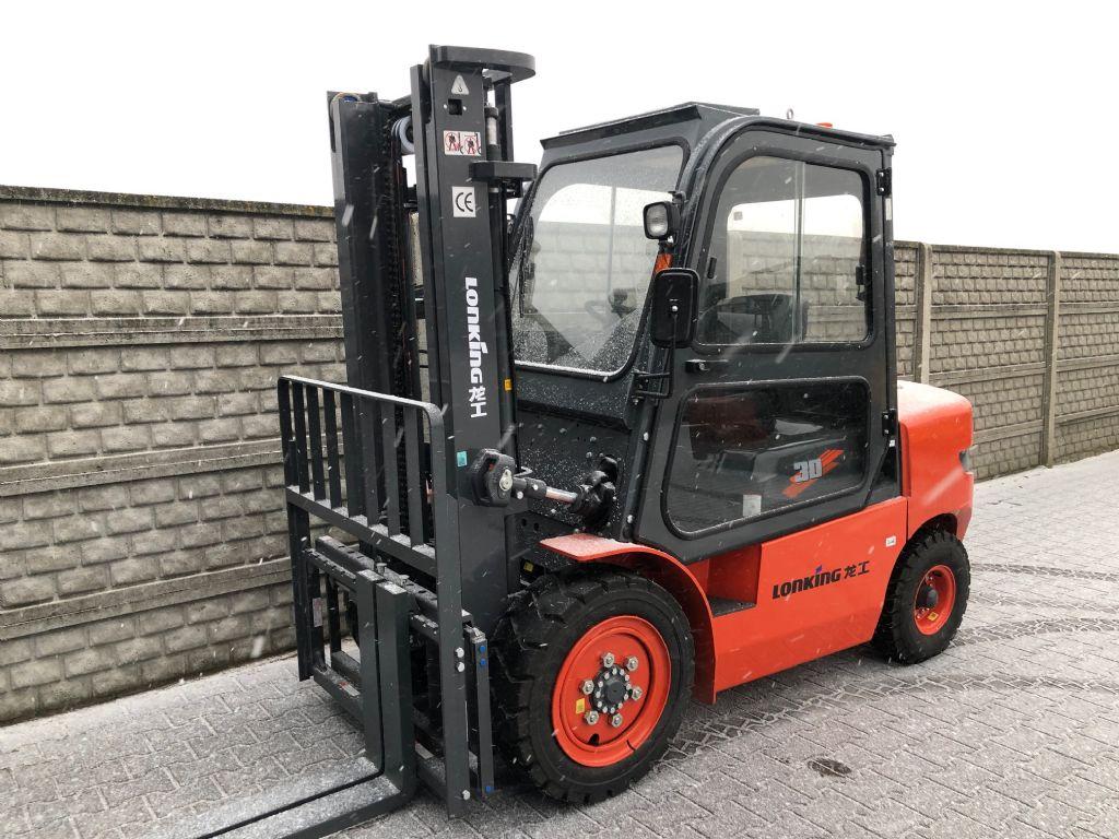 Lonking FD30T Diesel Forklift www.superlift-forklift.com