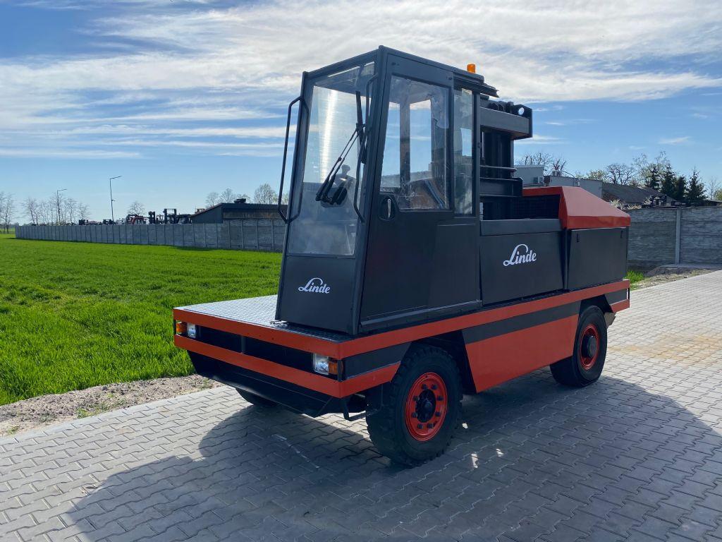 Linde S50 Sideloader www.superlift-forklift.com