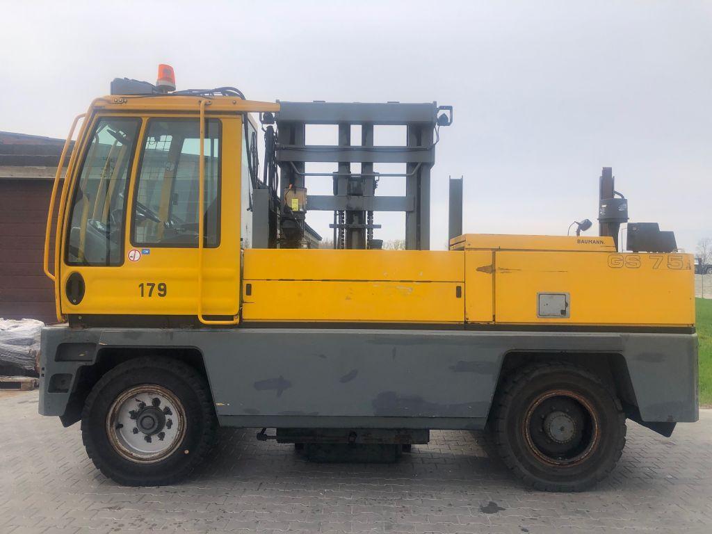 Baumann GS75.65/16-3/35(40) Sideloader www.superlift-forklift.com
