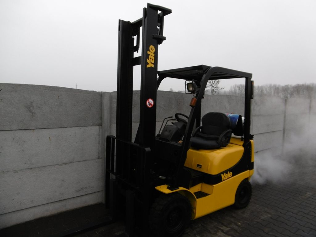 Yale GLP15 LPG Forklifts www.superlift-forklift.com