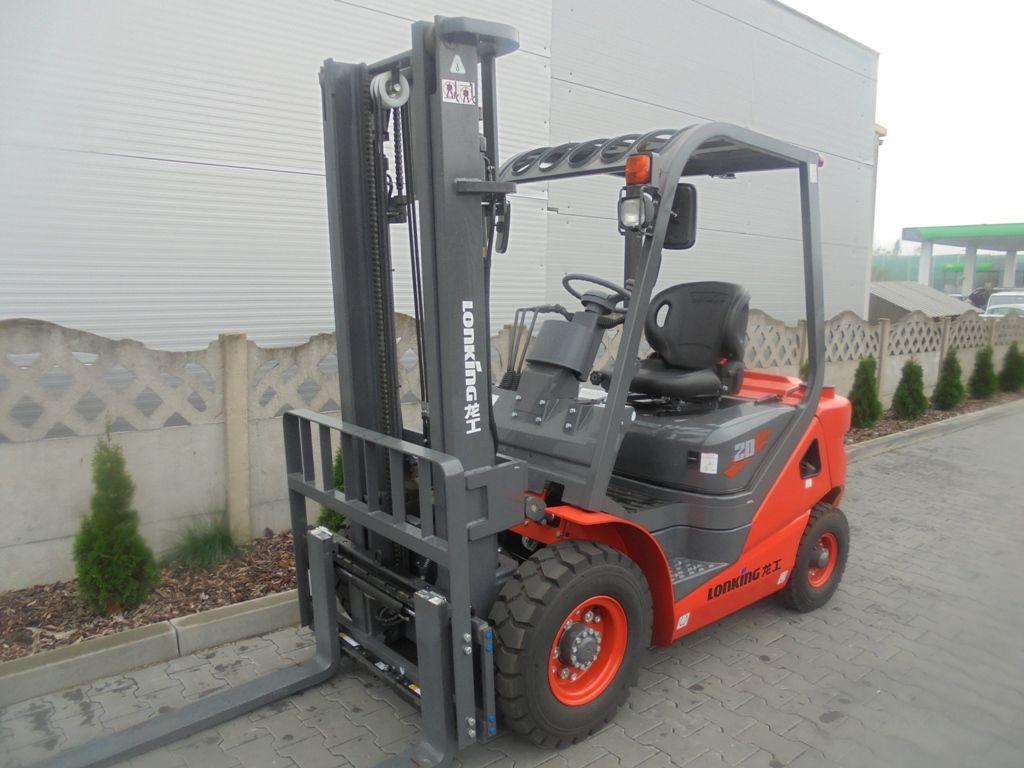 Lonking LG20DT LPG Forklifts www.superlift-forklift.com