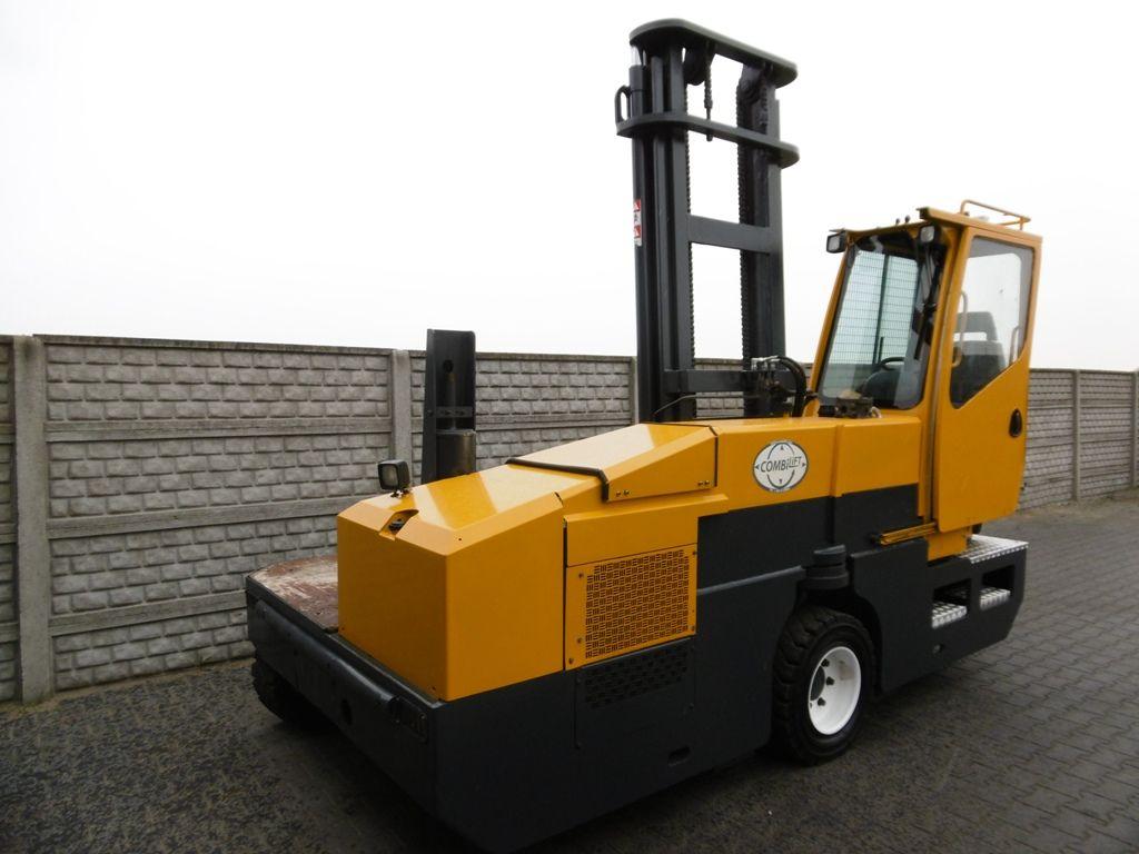Combilift C5000SL Four-way side loader www.superlift-forklift.com