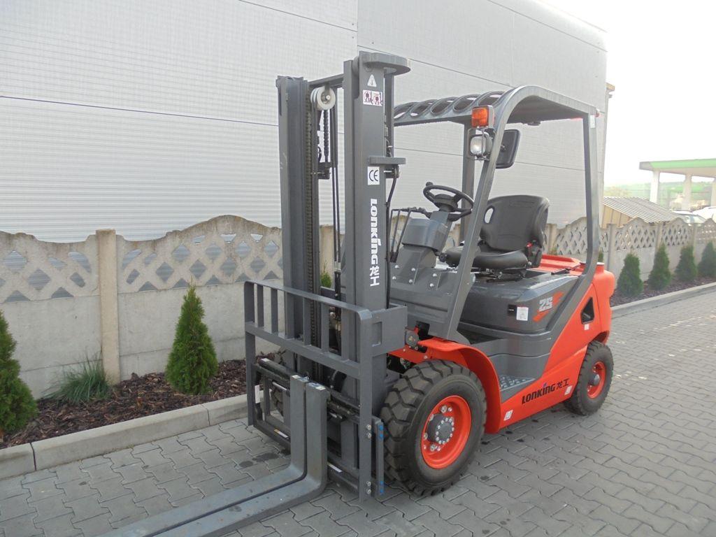 Lonking LG25DT Diesel Forklift www.superlift-forklift.com