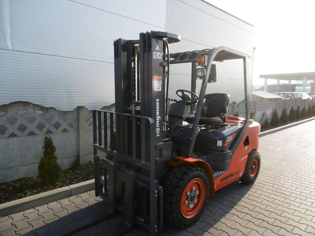 Lonking LG30DT Diesel Forklift www.superlift-forklift.com