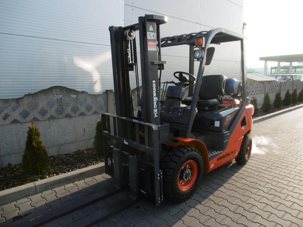 Lonking LG25GLT LPG Forklifts www.superlift-forklift.com
