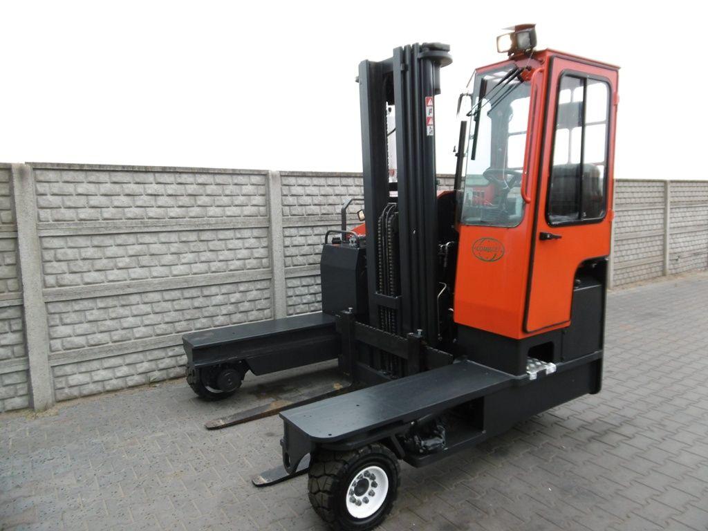 Combilift C4000 Four-way side loader www.superlift-forklift.com
