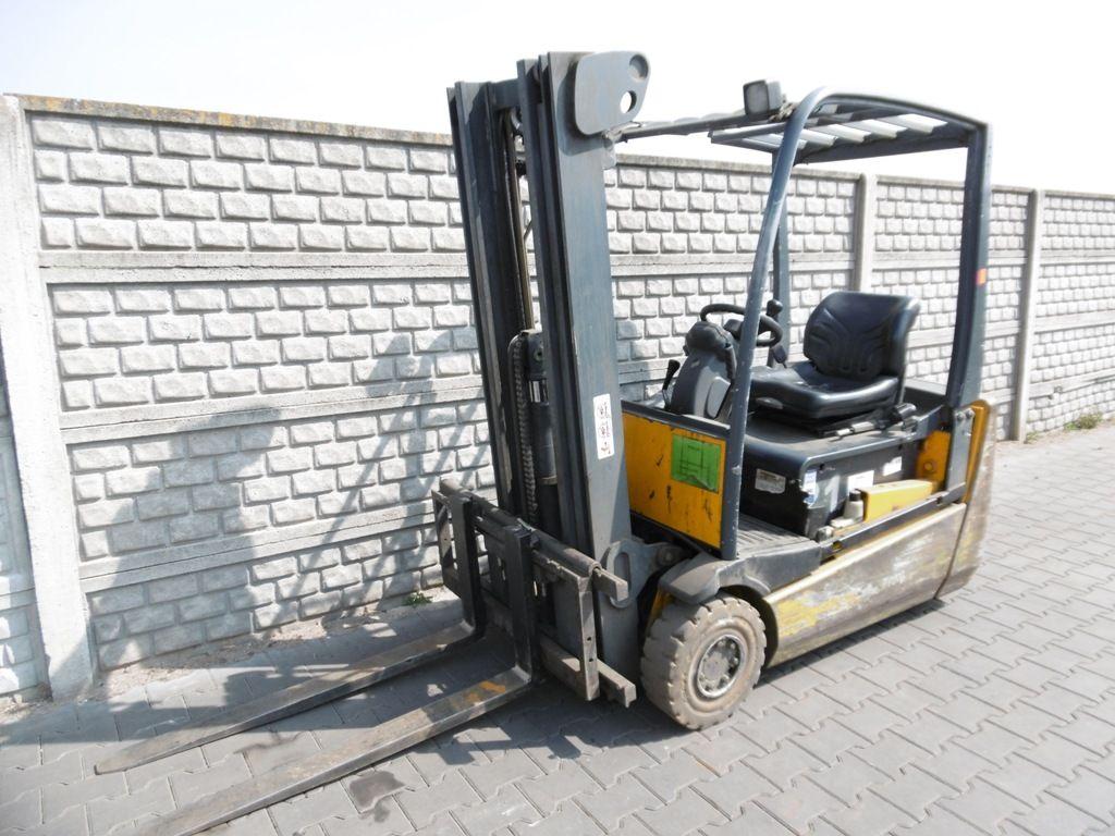 Jungheinrich EFG16L Electric 3-wheel forklift www.superlift-forklift.com
