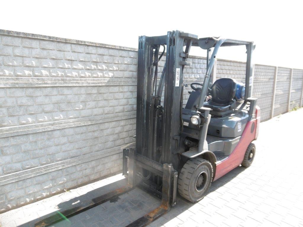 BT GT15 LPG Forklifts www.superlift-forklift.com