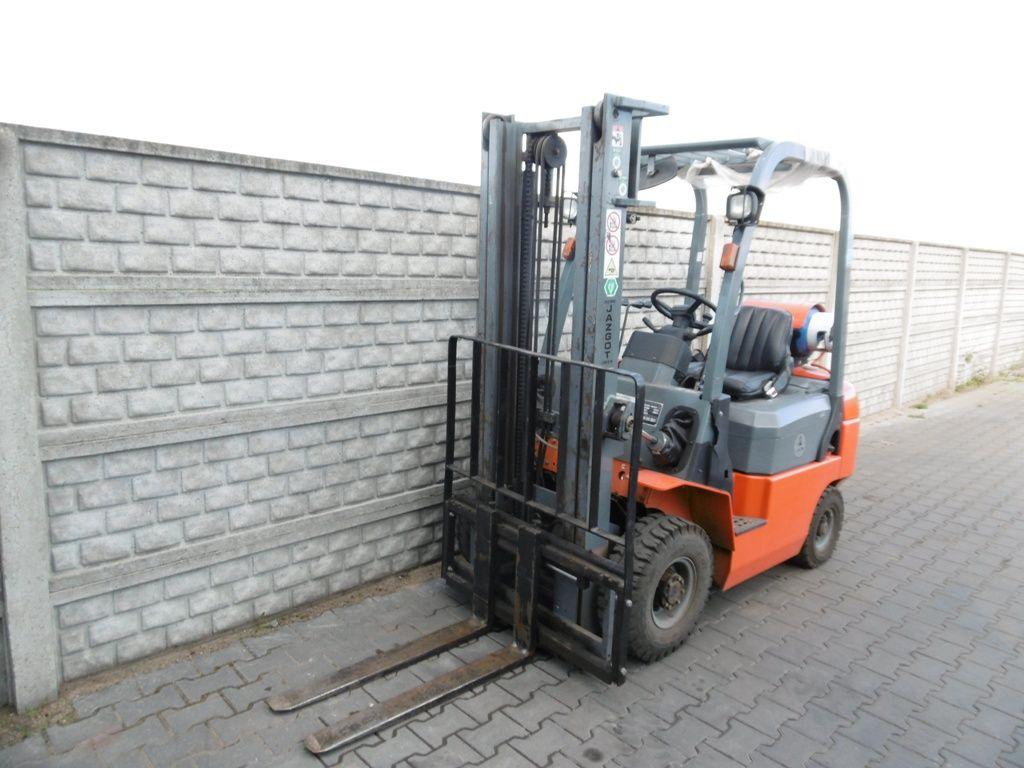 Hangcha CPOD18N  LPG Forklifts www.superlift-forklift.com