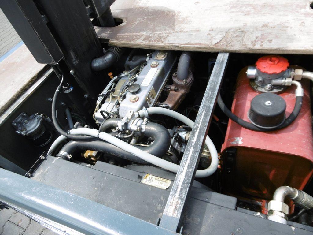 Baumann HX30/12/40 Sideloader www.superlift-forklift.com