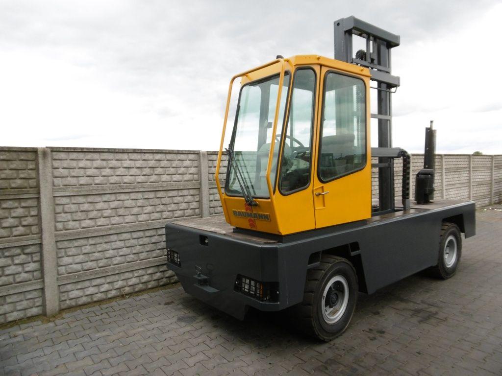 Baumann DX50/12/50 Sideloader www.superlift-forklift.com