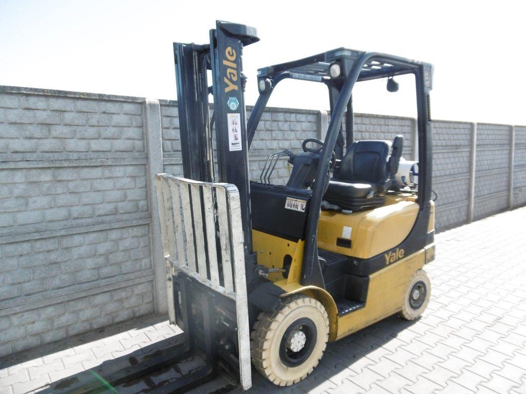 Yale GLP16VX LPG Forklifts www.superlift-forklift.com